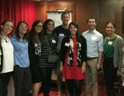 """2016 """"Young Planners Group"""" Leadership Team Working on Great YPG Events"""
