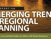 """New """"PAS"""" Report on Emerging Trends in Regional Planning"""