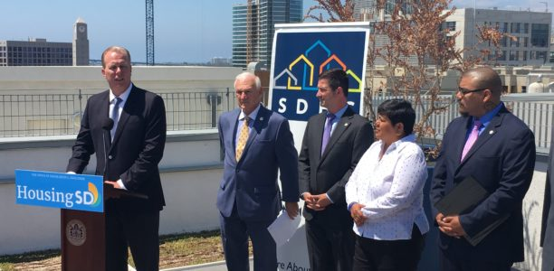 "Bridging the Gap in Housing Production and Affordability: The ""Housing SD"" Plan"