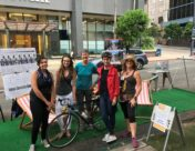 "PARK(ING) Day 2017: SDAPA's ""Young Planners Group"" Co-Hosted a Successful ""Parklet"""