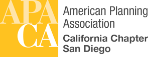 San Diego American Planning Association Logo